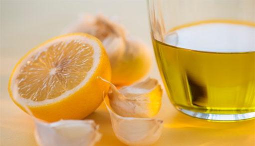 Sarımsak-Limon
